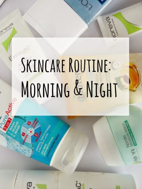 My Current Skincare Routine | Morning & Night