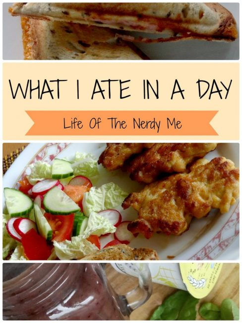 What I Ate In A Day | Healthier edition