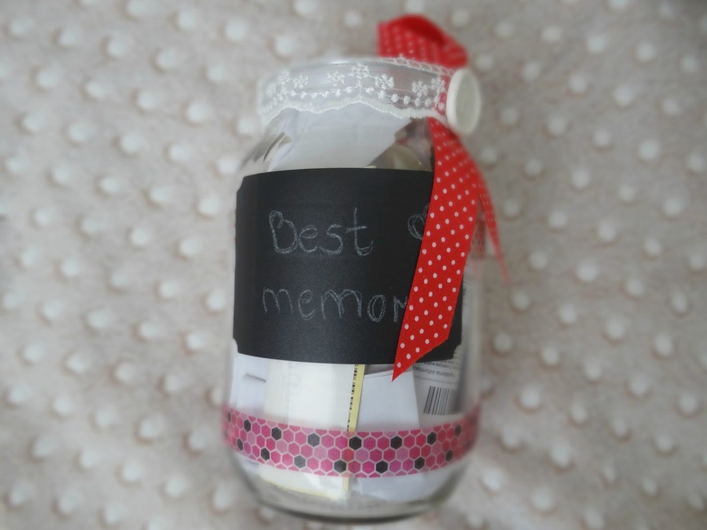 2015 In Reflection | Best of 2015 Jar