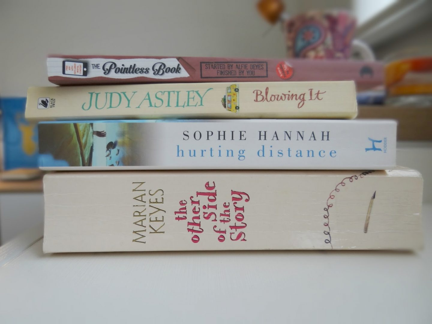 The List of Books I Want To Read | Reading List