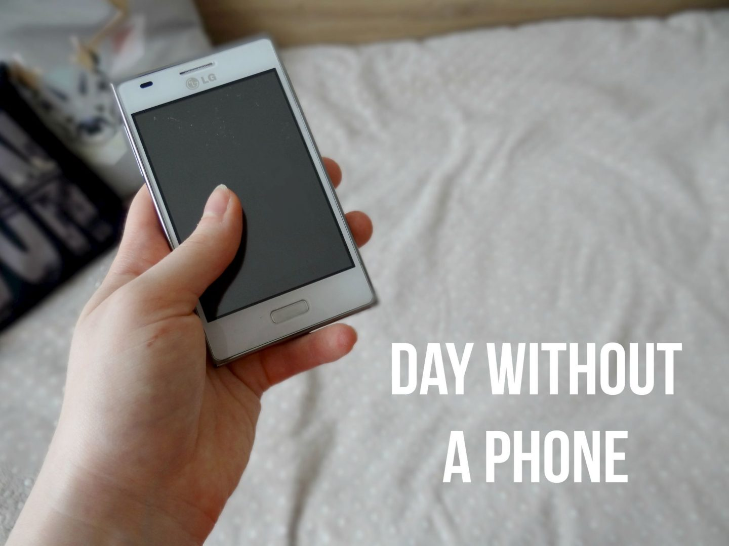 Day Without A Phone | Story Time