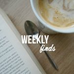 Weekly finds: fun articles to read!