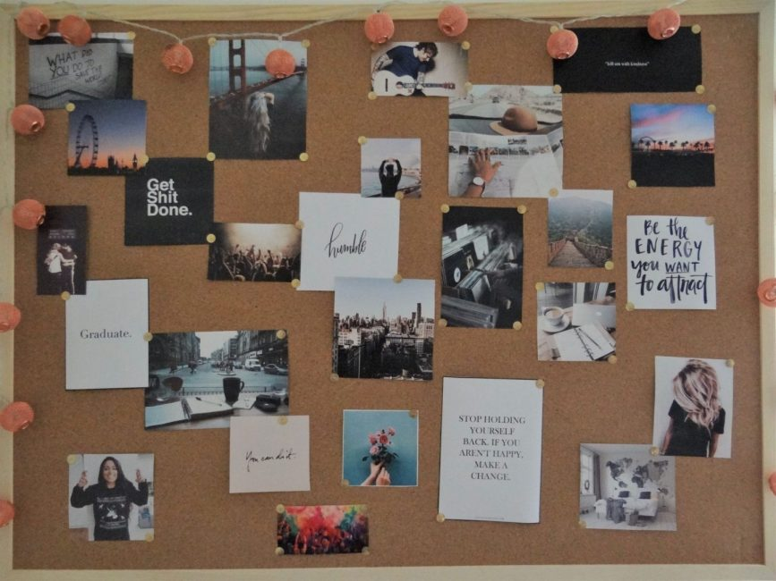 Why You Need A Vision Board And How To Create It? | www.thenerdyme.com