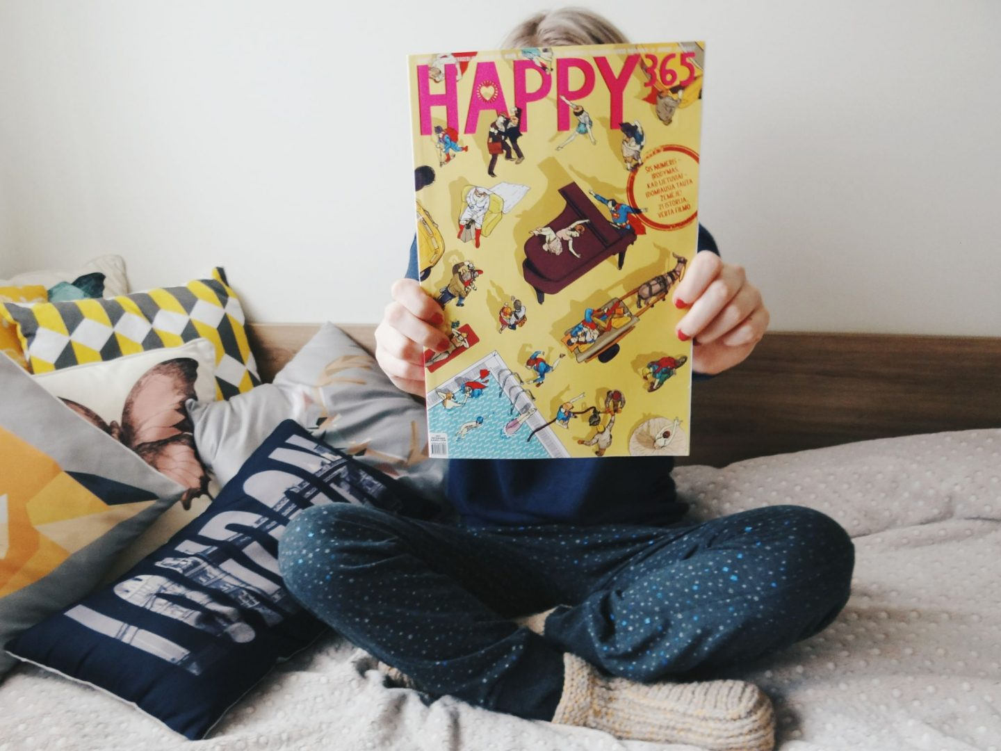 5 Ways To Celebrate The International Day Of Happiness