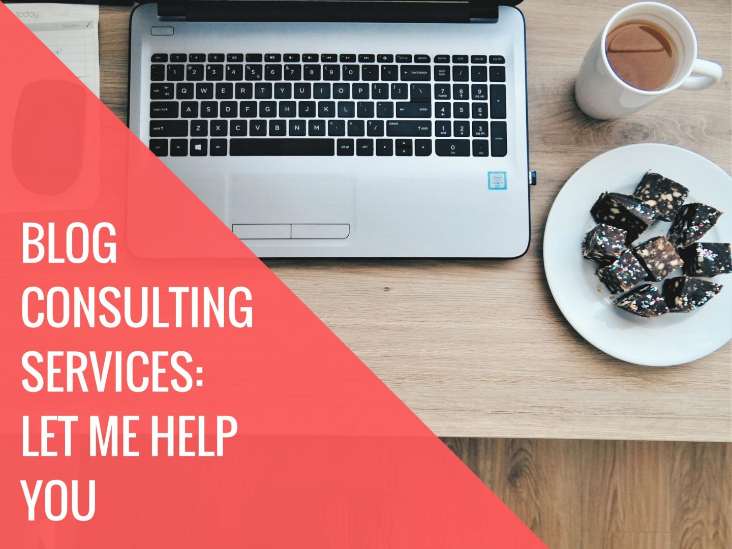 Introducing My Blog Consulting Services