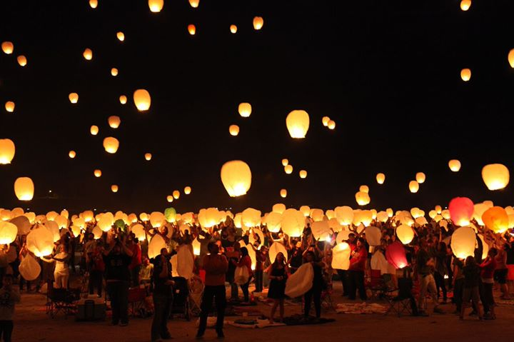 Lantern Festival in Tpoele County, Utah | Why You Need To Add Tooele County to your Travel List! www.thenerdyme.com