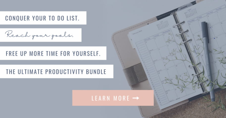 Conquer your to-do list - reach your goals!