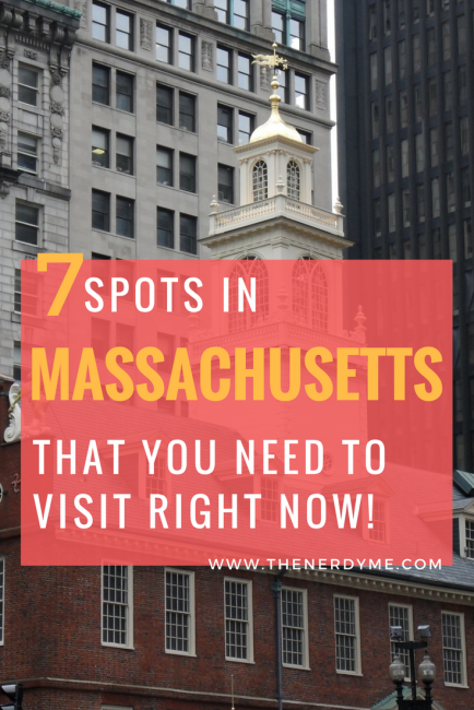 7 Spots in Massachusetts That You Need To Visit | www.thenerdyme.com