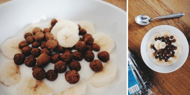 3 Cereal Recipes For Breakfast and mid-day snack! | healthy recipes, breakfast ideas | www.thenerdyme.com