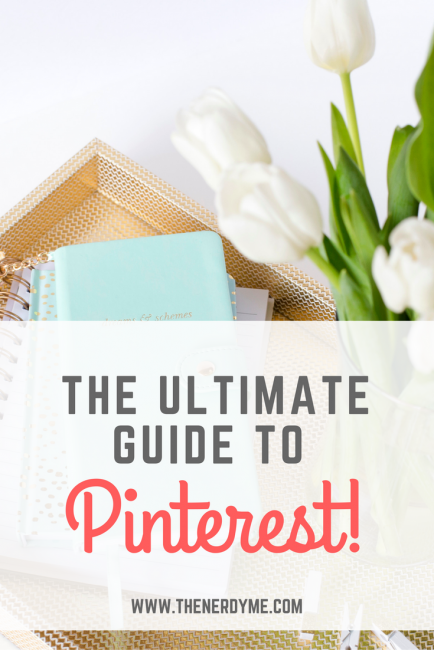 How to start gaining traffic to your blog from Pinterest now? Read more at www.thenerdyme.com | pinterest tips, traffic tips, blog traffic, pinterest guide