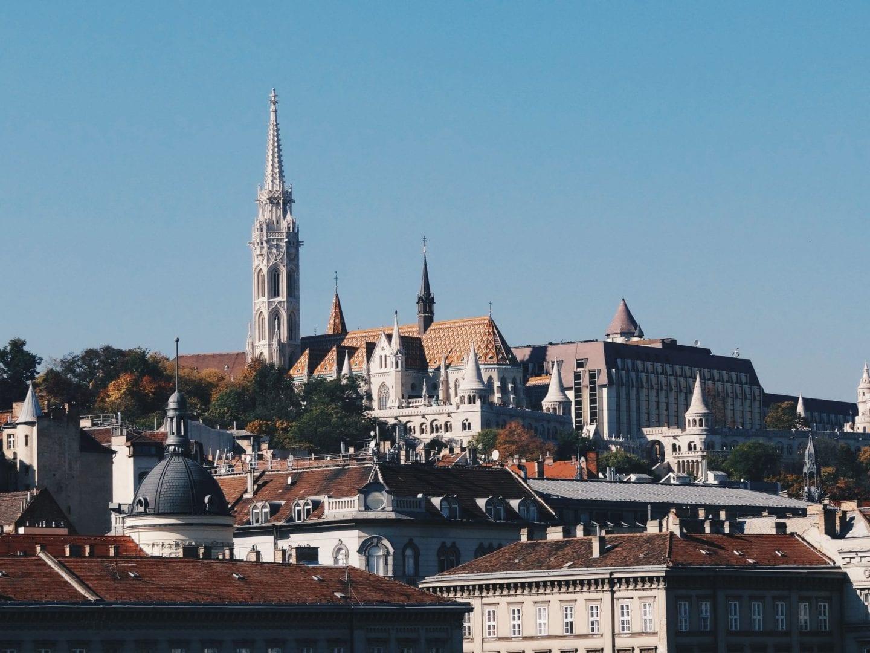 So, I Spent 5 Hours In Budapest, Hungary