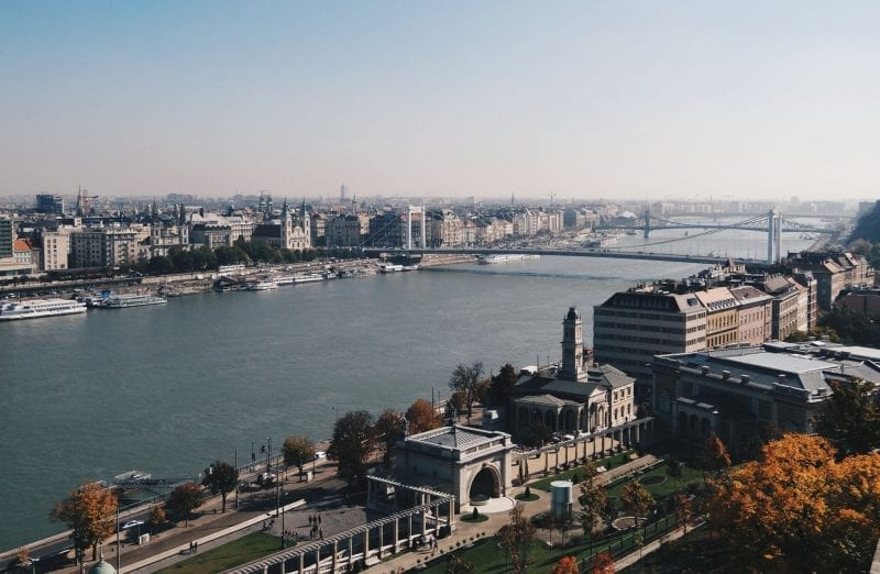5 Hours in Budapest, Hungary! Things to do, things to see and tips for a short Budapest visit | www.thenerdyme.com