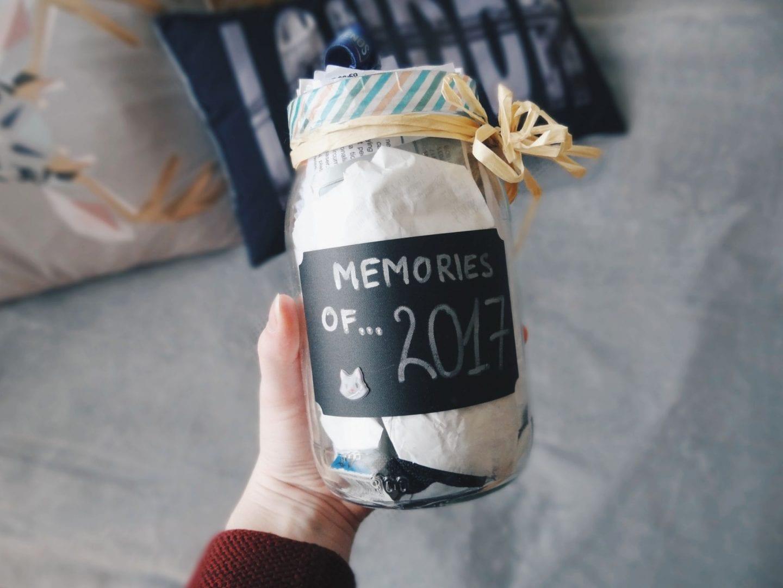 2017 in Reflection | Best of 2017 Jar
