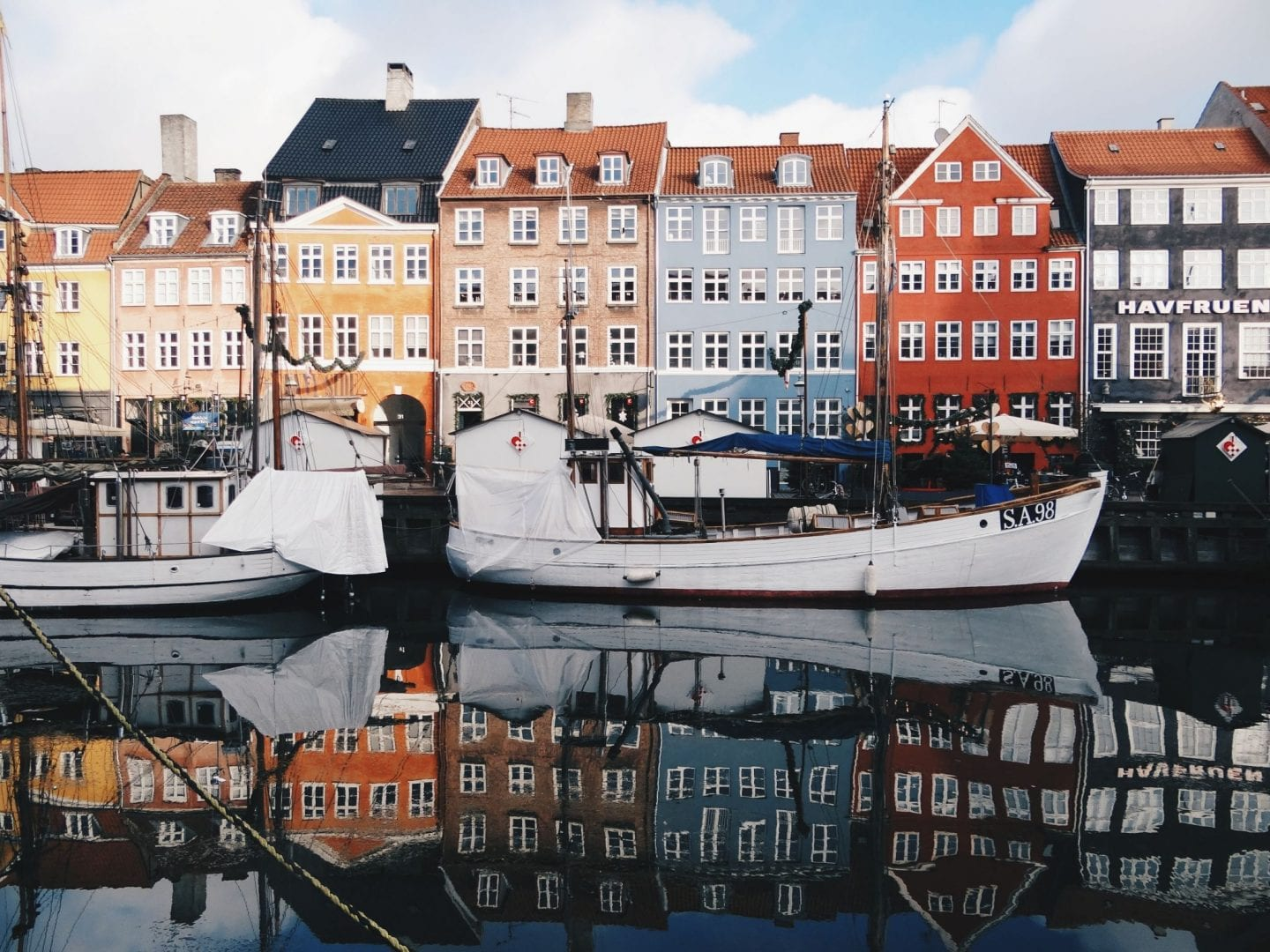 24 Hours in Copenhagen on a budget