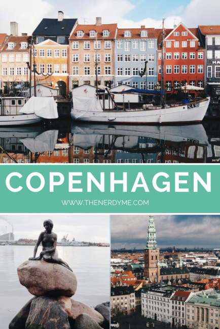 Visiting Copenhagen on a budget! 24 hours guide to Copenhagen, Denmark | read more www.thenerdyme.com