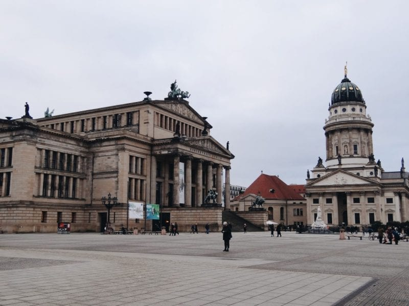 Exploring Berlin in 48 Hours + Giveaway! www.thenerdyme.com