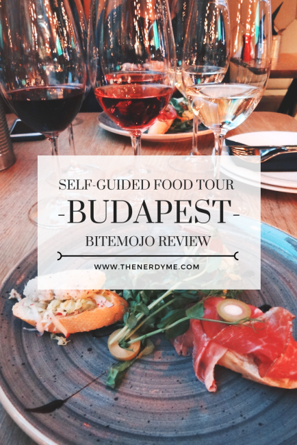 Tasting Hungarian cuisine with Bitemojo food tour in Budapest | www.thenerdyme.com