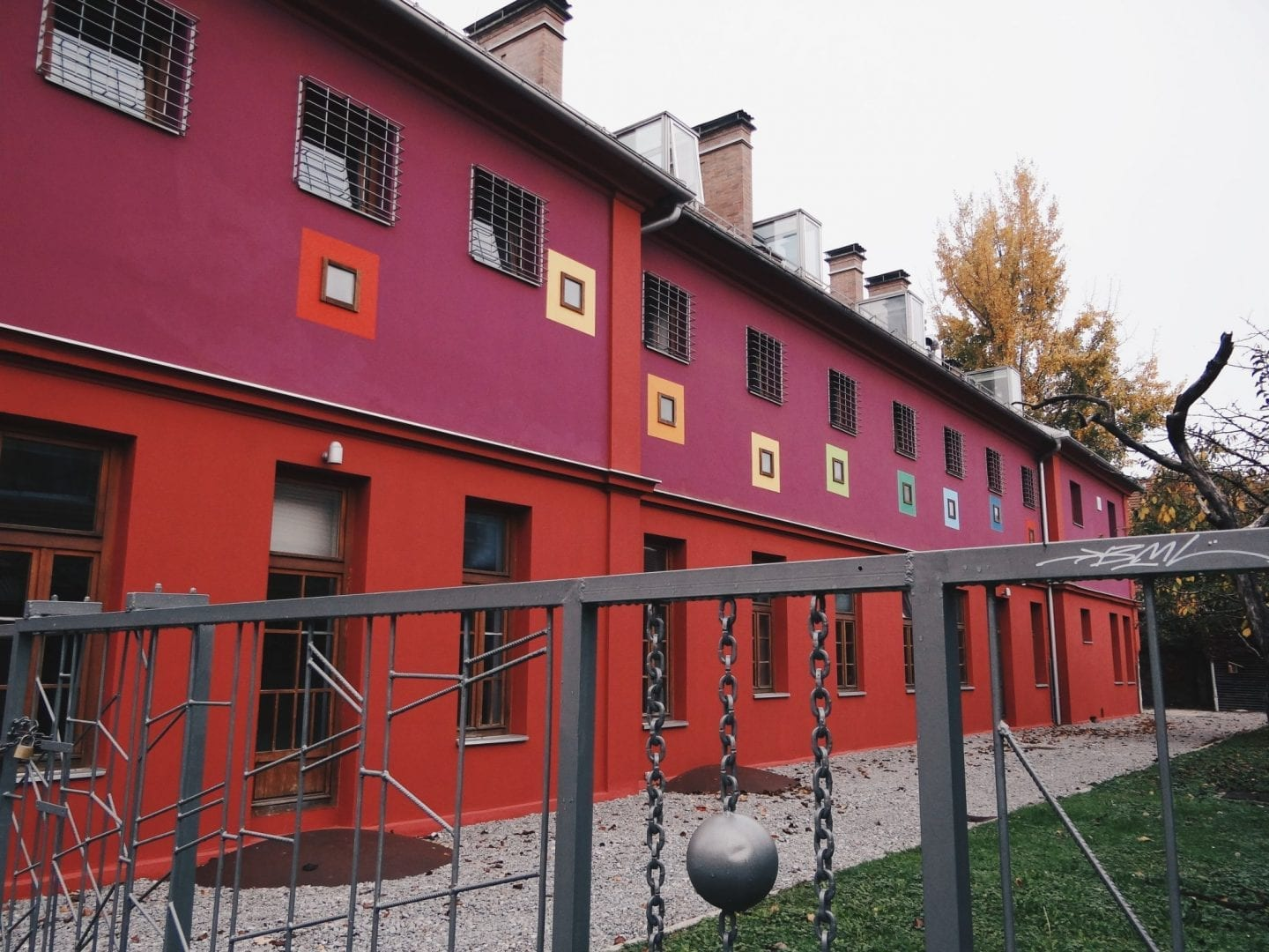Hostel Celica, Ljubljana: My night at a former military prison