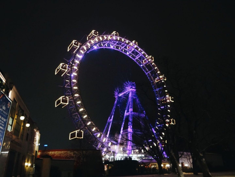 Prater Ferris Wheel, Vienna