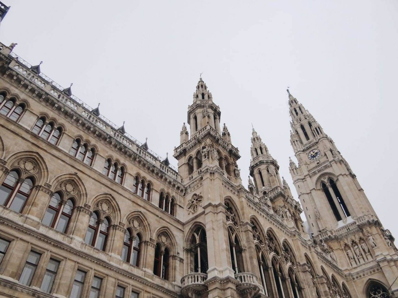 Must see spot: Rathaus, Vienna