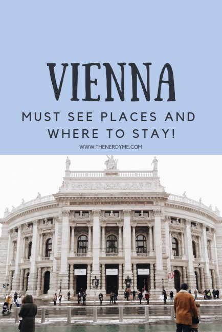 Guide to Vienna, Austria: where to stay and what to see!