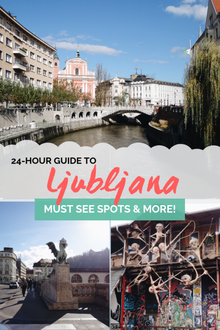 Ljubljana city guide: what to do, what to see and where to stay
