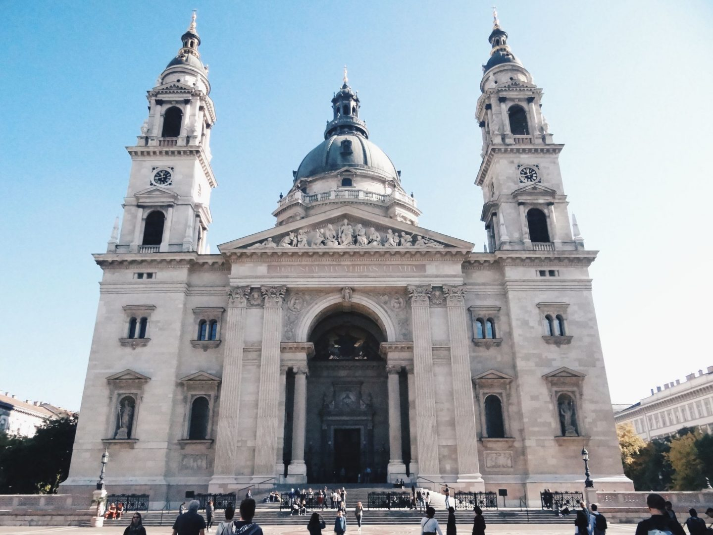 St.Stephen's basilica, Budapest