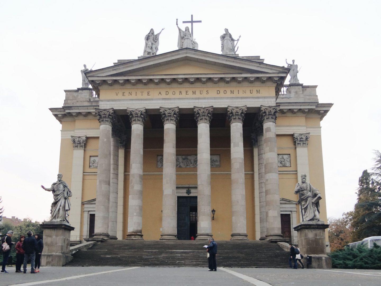 Basilica of Eger, Hungary