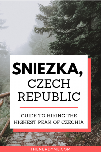 Hiking mount Sniezka, the highest peak in Czech Republic, in one day. Read to find an informative hiking guide to the giant mountains, hiking trails in czech republic and a few tips on how to NOT get stranded in the middle of the mountain.