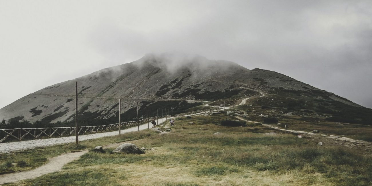 mount sniezka in poland