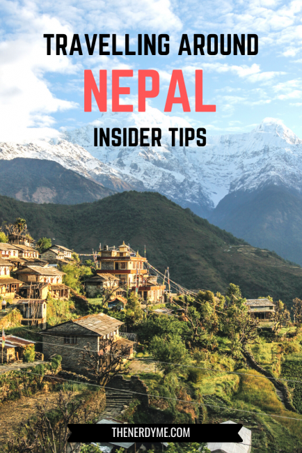 Insider travel tips from local for travelling around Nepal