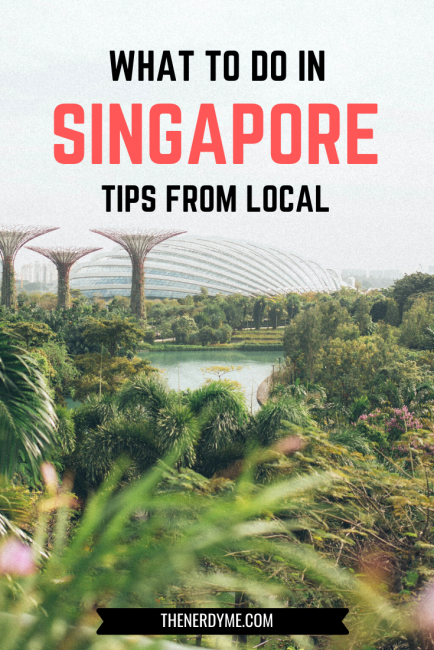15 things to do in Singapore by locals
