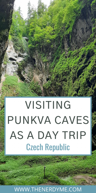 Visiting Punkva Caves as a day trip from Brno