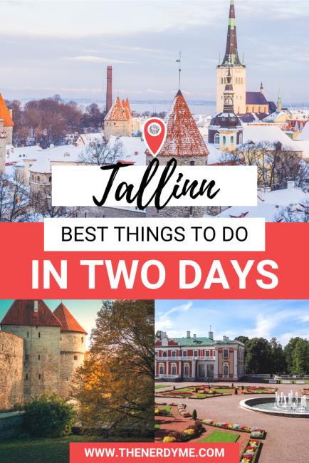 Best experiences in Tallinn Estonia