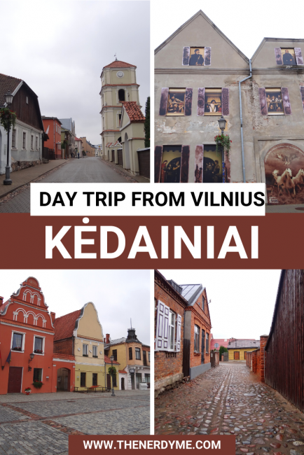 A guide to Kedainai day trip from Vilnius and Kaunas