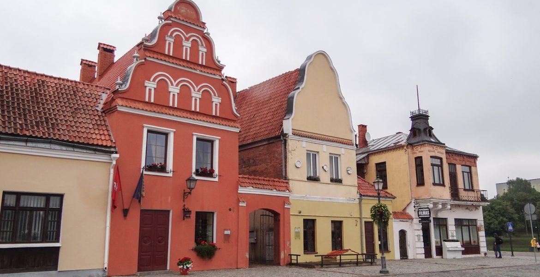 town hall square didzioji rinka kedainiai
