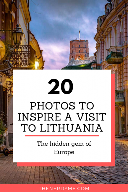 20 Photos to Inspire a visit to Lithuania