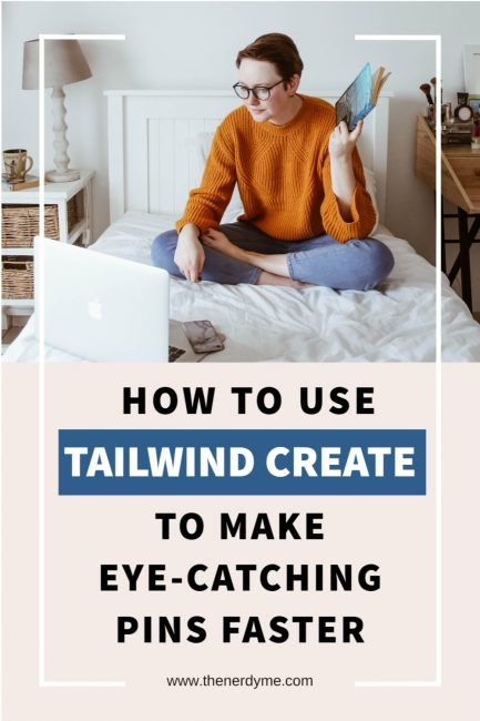 How to use Tailwind Create to make pins faster