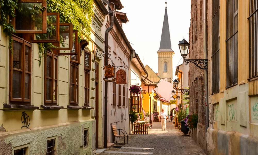 Best day trips from Budapest - Kosice, Slovakia
